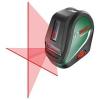Bosch UniversalLevel 3, keresztvonalas szintezőlézer