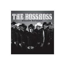 BOSSHOSS - Stallion Battalion Live From Cologne /2cd+dvd/ CD egyéb zene