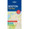 Boston laminált térkép - Lonely Planet