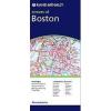 Boston térkép - Rand McNally