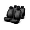 Bottari JB9 9 részes üléshuzat szett, szürke-fekete