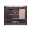 BOURJOIS Paris Brow Palette szemöldökformázó szett és paletta 4,5 g nőknek Brunette