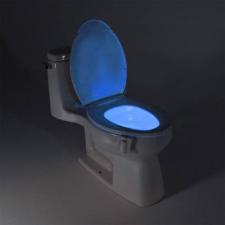Bowl Light mozgásérzékelős LED WC- és fürdőszobai világítás világítás