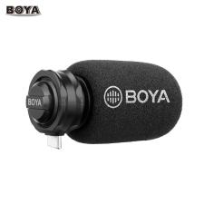 Boya BY-DM100 Android mikrofon mobiltelefon kellék