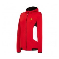 Branded Ferrari női kabát Full Zip red F1 Team 2016 - L