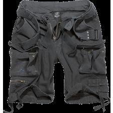 Brandit Savage Vintage rövidnadrág, fekete női ruházati kiegészítő