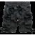 Brandit Urban Legend rövidnadrág, fekete