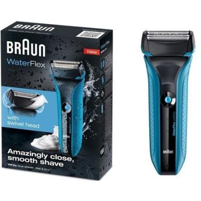 Braun Waterflex WF2s - Elektromos borotva  árak 11e743829e