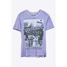 Brave Soul Gyerek T-shirt 122-164 cm - lila