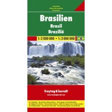 Brazília autótérkép - f&b AK 173 térkép