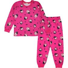Breeze Baglyos fukszia pizsama gyerek hálóing, pizsama