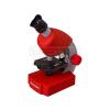 Bresser Junior 40x-640x mikroszkóp, piros