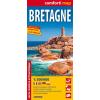 Bretagne Comfort térkép - ExpressMap