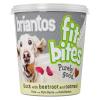 briantos 3x100g Briantos 'FitBites' kacsa, cékla & zabpehely kutyasnack