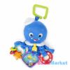 Bright Starts babajáték C-karikán Octopus 0hó+