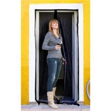 BRILANZ szúnyogháló ajtóra, 100 x 210 cm, fekete riasztószer