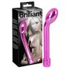 Brilliant G. Vibe - G-pont vibrátor (pink)
