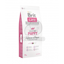 Brit Care Brit Care Grain-free Puppy Salmon & Potato 12 kg kutyaeledel