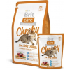 Brit Care Cat Cheeky I'm Living Outdoor – Venison & Rice 400g