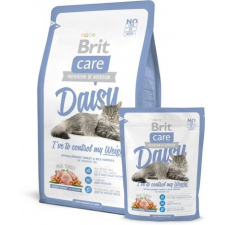 Brit Care Cat Daisy I've to control my Weight – Turkey & Rice 7kg macskaeledel
