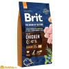 Brit Premium By Nature Senior Small / Medium 15kg kutyatáp