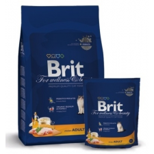 Brit Premium Cat Adult Chicken (8kg) macskaeledel