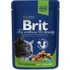 Brit Premium Cat with Chicken Slices for Sterilised 2.4kg