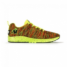 BROOKLYN KNITTED SNEAKERS - NEON MIX (NEON) [45] férfi cipő