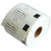 Brother DK11209 Brother prémium kerek papír etikett címke szalag 29mm x 62mm 800db utángyártott