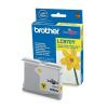 Brother LC970Y Tintapatron DCP 135C, 150C, MFC235C nyomtatókhoz, BROTHER sárga, 300 oldal