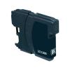 Brother nyomtatóhoz LC980/LC1100 BK (fekete) utángyártott tintapatron kb.≈: 450 oldalas