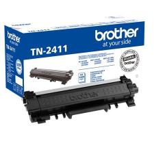 Brother TN2411 Lézertoner MFC-L2712DN, MFCL2712DW, MFCL2732DW nyomtatókhoz, BROTHER, fekete, 1,2k nyomtatópatron & toner