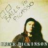 Bruce Dickinson BRUCE DICKINSON - Balls To Picasso CD