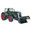 Bruder Fendt 936 Vario traktor homlokrakodóval (03041)