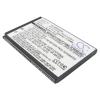 BST3108BEC/STD Akkumulátor 600 mAh