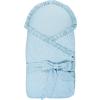 BUBABA pólya - Kék szivecskék
