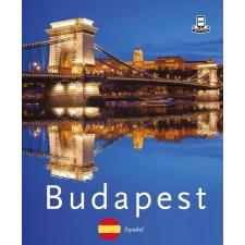 - BUDAPEST - 360° SPANYOL térkép