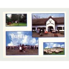 Bugaci képeslap (14,5X10,5 cm) ajándéktárgy