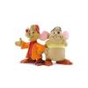 Bullyland Hamupipőke: Jackie és Guszti játékfigura