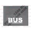 Busz sárfogó gumi univerzális (45x37cm)