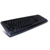 C-Tech KB-102 USB slim fekete