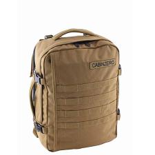 CABINZERO Military kis utazó hátizsák 28l -sivatagi homok hátizsák