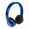 Cadence összehajtható Bluetooth® fejhallgató, királykék
