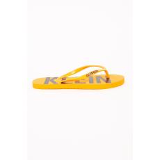 Calvin Klein Jeans - Flip-flop - narancssárga