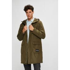 Calvin Klein Jeans - Rövid kabát - piszkos zöld - 1384710-piszkos zöld