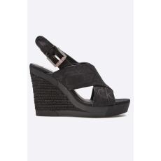Calvin Klein Jeans - Szandál Elaine - fekete - 589664-fekete