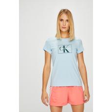 Calvin Klein Jeans - Top - halványkék - 1370428-halványkék