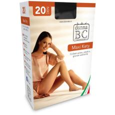 Calze B. C. Kety Maxi 20den krepp 5-XXL harisnyanadrág 5 db/csomag