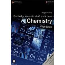 Cambridge International AS and A Level Chemistry Workbook with CD-ROM – Roger Norris idegen nyelvű könyv