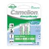 Camelion akku típus HR6 Mignon AA (ceruzaakku típus) AlwaysReady 2db/csom. 800mAh